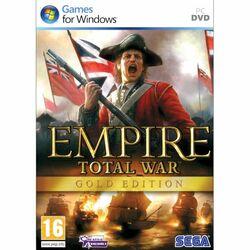 Empire: Total War CZ (Gold Edition) na progamingshop.sk