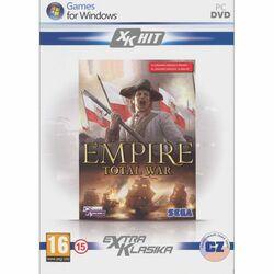 Empire: Total War CZ na progamingshop.sk