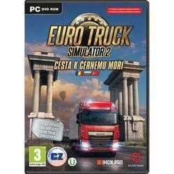Euro Truck Simulator: 2 Cesta k Čiernemu moru CZ na pgs.sk