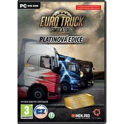 Euro Truck Simulator 2 CZ (Platinová Edícia) na progamingshop.sk