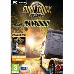 Euro Truck Simulator 2: Na východ! CZ na progamingshop.sk