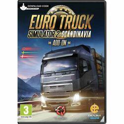 Euro Truck Simulator 2: Scandinavia na pgs.sk