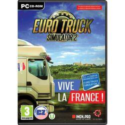 Euro Truck Simulator 2: Vive la France! CZ na progamingshop.sk