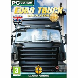 Euro Truck Simulator (Gold Edition) na progamingshop.sk