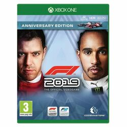 F1 2019: The Official Videogame (Anniversary Edition) na progamingshop.sk
