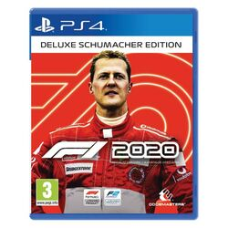F1 2020: The Official Videogame (Deluxe Schumacher Edition) na progamingshop.sk