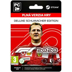F1 2020: The Official Videogame (Deluxe Schumacher Edition) [Steam] na progamingshop.sk