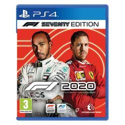 F1 2020: The Official Videogame (Seventy Edition) [PS4] - BAZÁR (použitý tovar) na pgs.sk