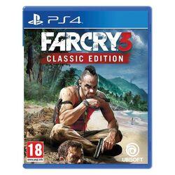 Far Cry 3 (Classic Edition) [PS4] - BAZÁR (použitý tovar) na pgs.sk
