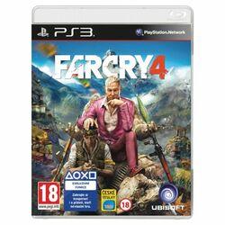 Far Cry 4 CZ na pgs.sk