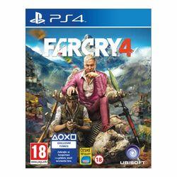 Far Cry 4 CZ [PS4] - BAZÁR (použitý tovar) na progamingshop.sk