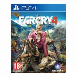 Far Cry 4 [PS4] - BAZÁR (použitý tovar) na progamingshop.sk