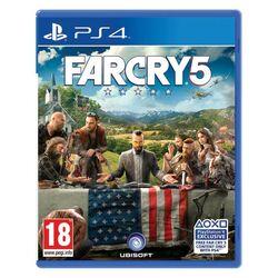 Far Cry 5 CZ [PS4] - BAZÁR (použitý tovar) na pgs.sk