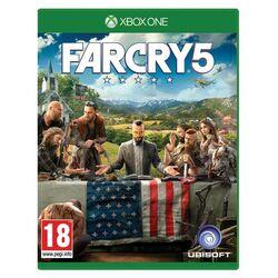Far Cry 5 CZ [XBOX ONE] - BAZÁR (použitý tovar) na pgs.sk