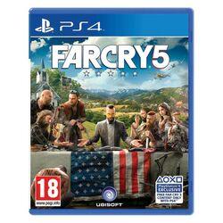 Far Cry 5 [PS4] - BAZÁR (použitý tovar) na progamingshop.sk