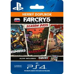 Far Cry 5 (SK Season Pass) na progamingshop.sk