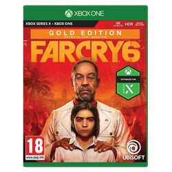 Far Cry 6 (Gold Edition) na pgs.sk