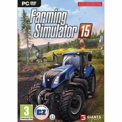 Farming Simulator 15 CZ na progamingshop.sk