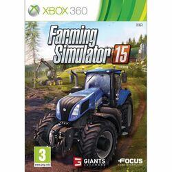 Farming Simulator 15 [XBOX 360] - BAZÁR (použitý tovar) na progamingshop.sk