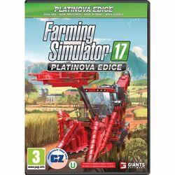 Farming Simulator 17 CZ (Platinová edícia) na progamingshop.sk