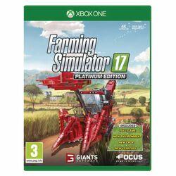 Farming Simulator 17 (Platinum Edition) na pgs.sk