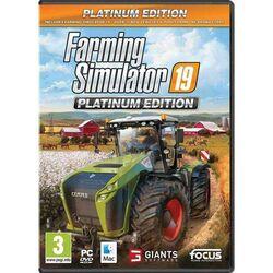 Farming Simulator 19 (Platinum Edition) na progamingshop.sk