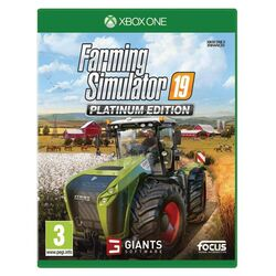 Farming Simulator 19 (Platinum Edition) na progamingshop.sk