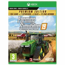 Farming Simulator 19 (Premium Edition) na progamingshop.sk