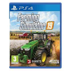 Farming Simulator 19 [PS4] - BAZÁR (použitý tovar) na progamingshop.sk