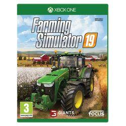 Farming Simulator 19 [XBOX ONE] - BAZÁR (použitý tovar) na progamingshop.sk