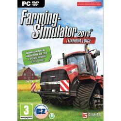 Farming Simulator 2013 CZ (Titánová edícia) na progamingshop.sk