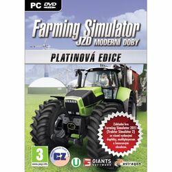 Farming Simulator: JRD modernej doby CZ (Platinová edícia) na progamingshop.sk