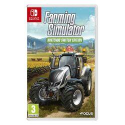 Farming Simulator (Nintendo Switch Edition) [NSW] - BAZÁR (použitý tovar) na progamingshop.sk