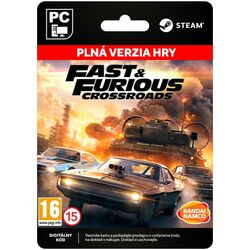Fast & Furious: Crossroads [Steam] na progamingshop.sk