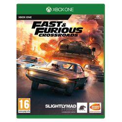 Fast & Furious: Crossroads [XBOX ONE] - BAZÁR (použitý tovar) na progamingshop.sk