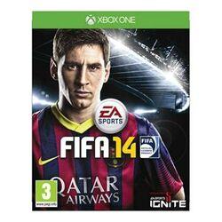 FIFA 14 [XBOX ONE] - BAZÁR (použitý tovar) na progamingshop.sk