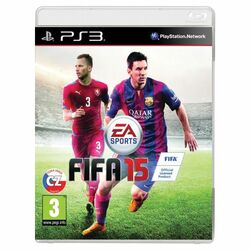 FIFA 15 CZ na pgs.sk