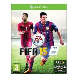 FIFA 15 [XBOX ONE] - BAZÁR (použitý tovar) na progamingshop.sk