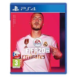 FIFA 20 CZ [PS4] - BAZÁR (použitý tovar) na progamingshop.sk