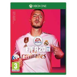 FIFA 20 CZ [XBOX ONE] - BAZÁR (použitý tovar) na progamingshop.sk