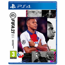 FIFA 21 CZ (Champions Edition) na progamingshop.sk