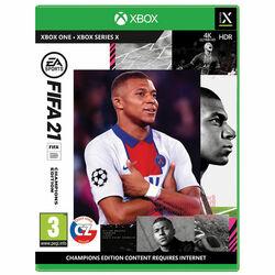 FIFA 21 CZ (Champions Edition) na pgs.sk