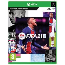 FIFA 21 CZ na pgs.sk