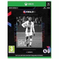 FIFA 21 (Nxt Lvl Edition) [XBOX SX] - BAZÁR (použitý tovar) na pgs.sk