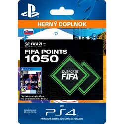 FIFA 21 (SK 1050 FIFA Points) na pgs.sk