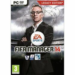 FIFA Manager 14 (Legacy Edition) na progamingshop.sk