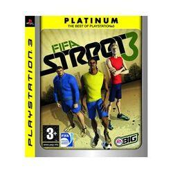 FIFA Street 3 [PS3] - BAZÁR (použitý tovar) na progamingshop.sk