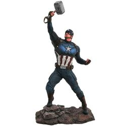Figúrka Marvel Movie Gallery Avengers: Endgame Captain America PVC Diorama na progamingshop.sk