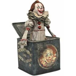 Figúrka Pennywise In the Box Gallery Diorama (IT) na progamingshop.sk