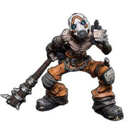 Figúrka Mini Epics: Psycho Bandit (Borderlands 3) na progamingshop.sk